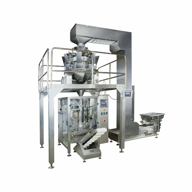 Impianto completo confezionamento automatico