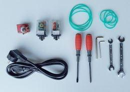 Potenziometro Controller Cinghioli Marcatore Cavo Attrezzi